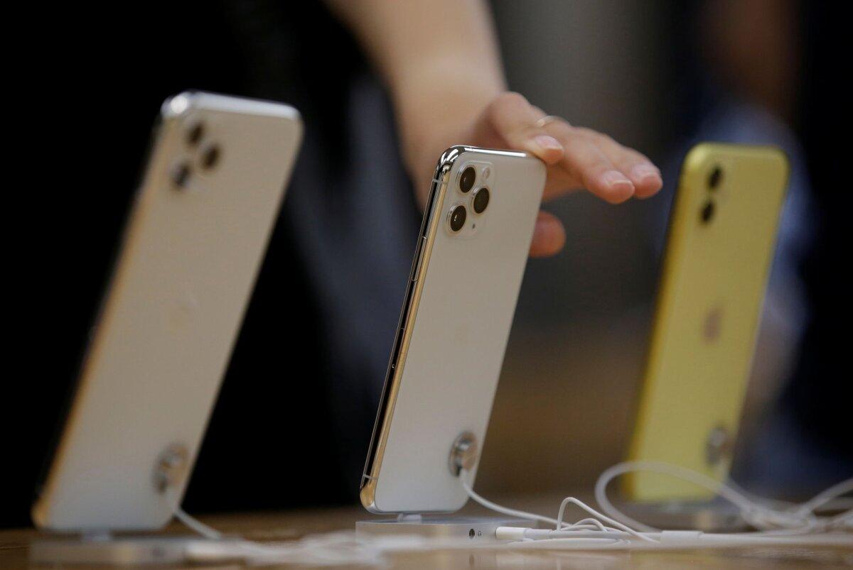 Apple'i juht rõõmustas iPhone 11 kõva müügi üle