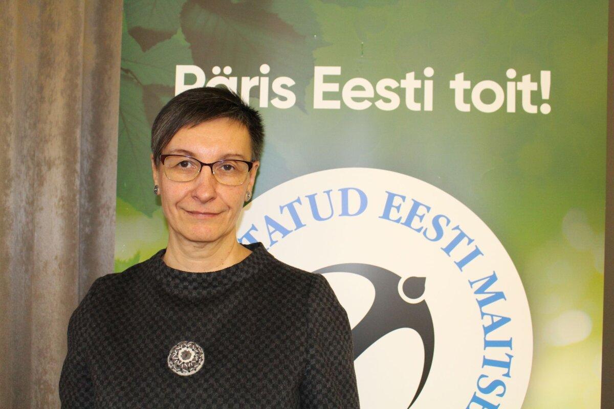 Tiina Saron sai Maaeluministeeriumi uueks kantsleriks
