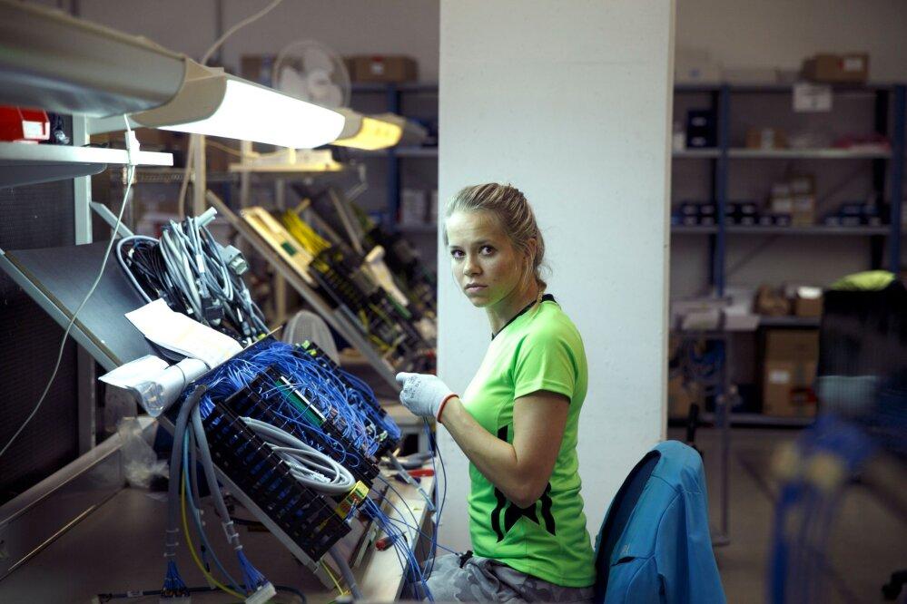 Edukas tööstur:  töö tuleb Euroopast koju tuua
