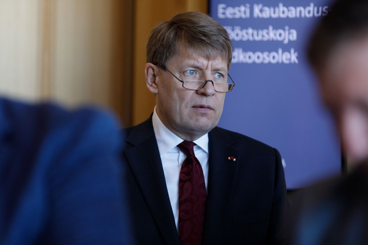 281fa9f6b21 Toomas Lumanil pole ühtegi vastaskandidaati - Uudis.eu