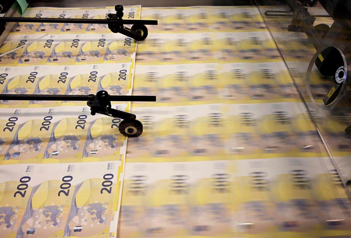 Maailma suurjõud võistlevad rahatrükis