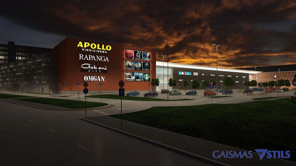 68239f72538 Merko hakkab ehitama Akropole kaubanduskeskust