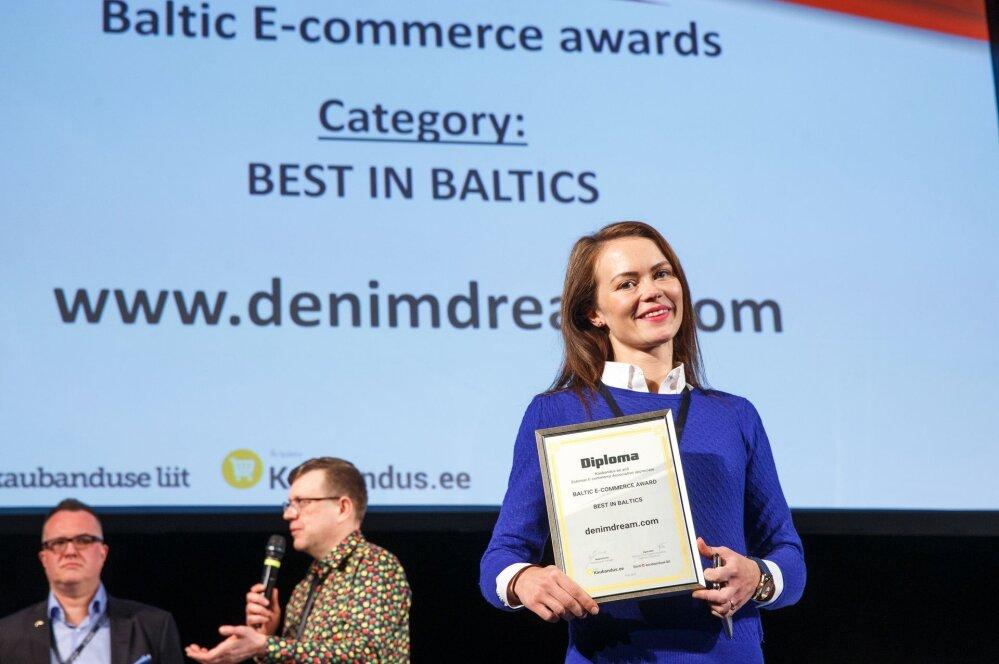 3e89cb3f7e0 Kes võitis Baltikumi e-kaubanduse auhinna 2018?