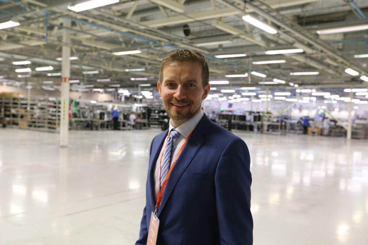 Enics Eesti sai ajutise peadirektori