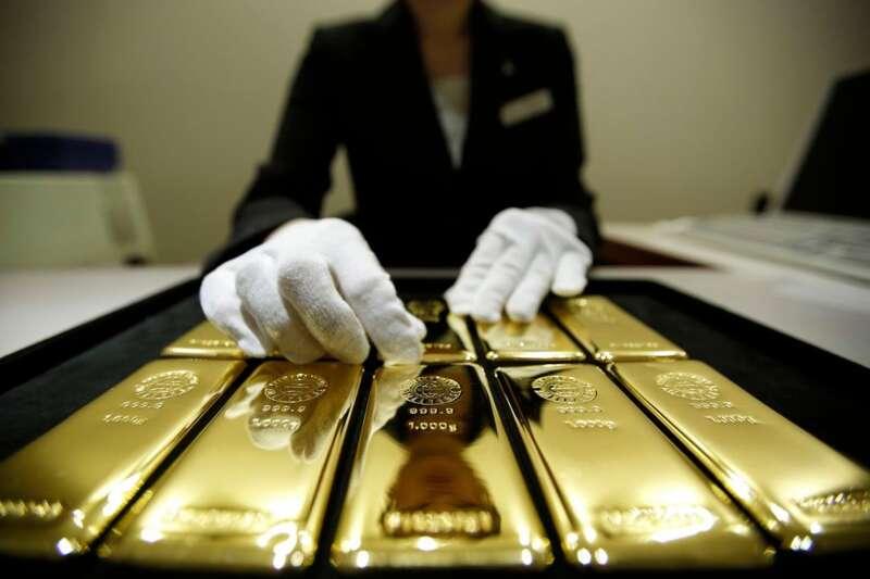 Kulla hind on aktsiaturgude languse tõttu tõusma hakanud.