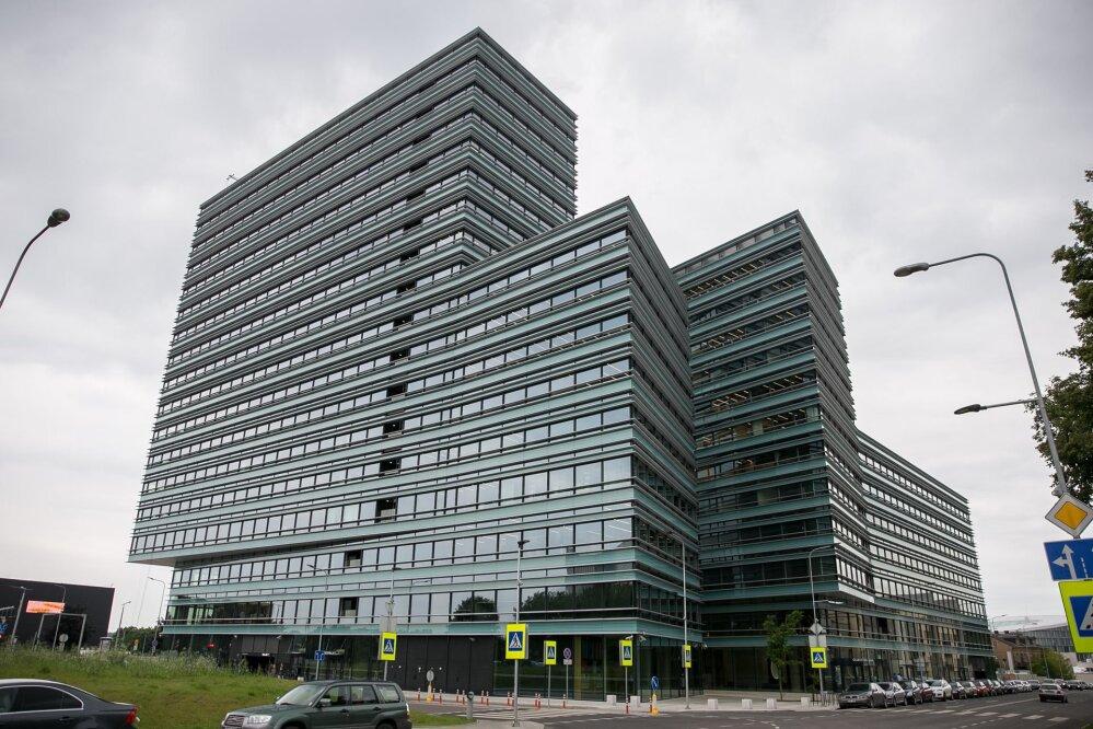 Rekordtehing:  Saksa ettevõte ostab Vilniuses 156 miljoni euro eest ärikeskuse