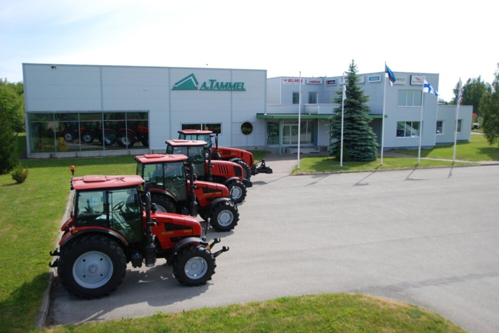 44669f9782c Juubel: A.Tammel kujundab 25 aastat Eesti põllumeeste masinaparki