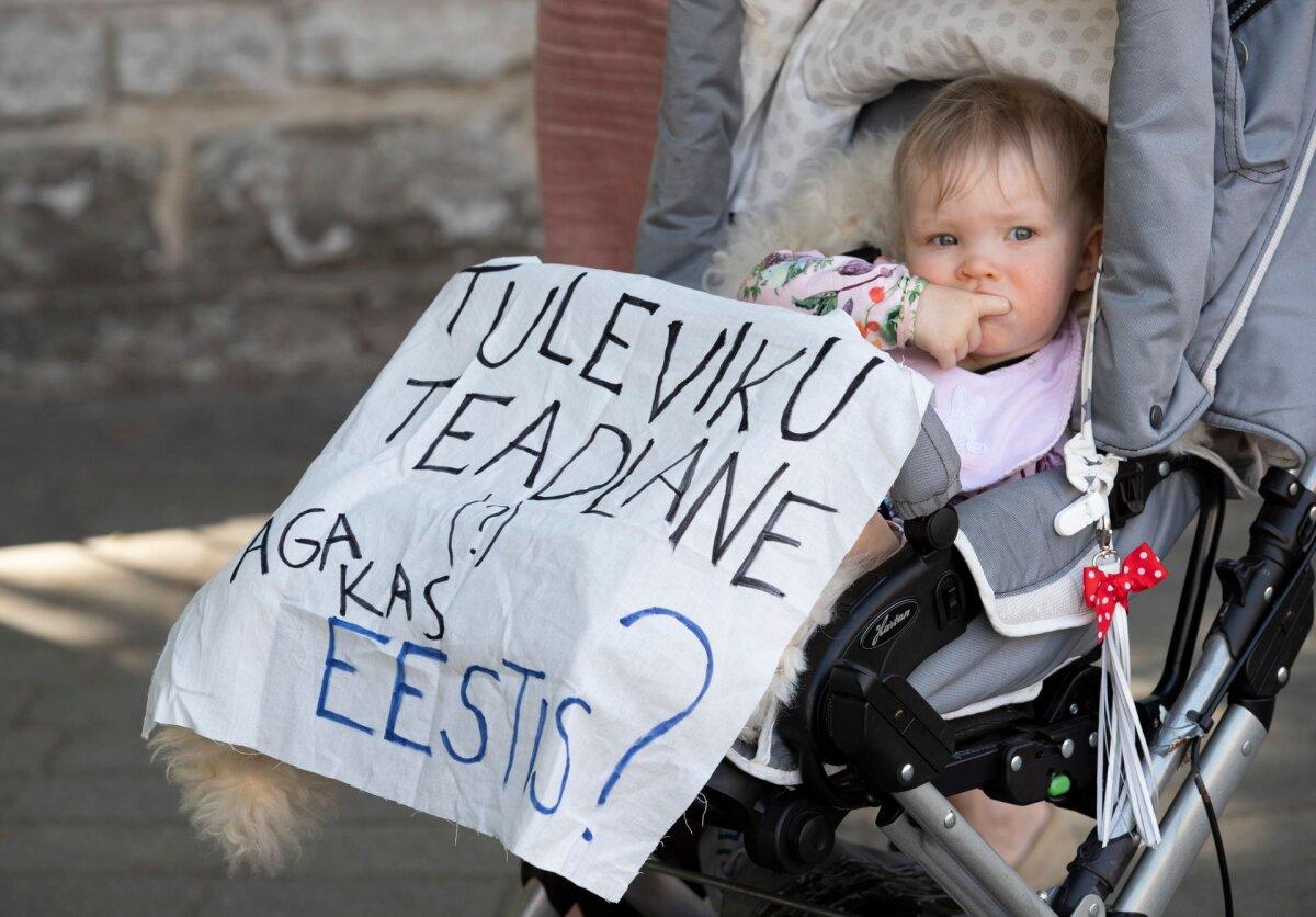 0f49f31a555 Teadusstreikijad puhusid protestipasunat - Uudis.eu