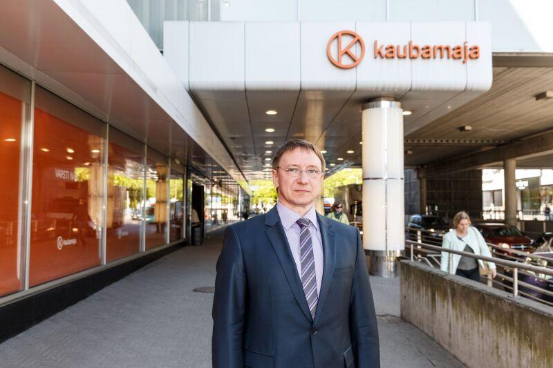 9d9e374f3d4 Tallinna Kaubamaja Grupi I poolaasta müügitulu suurenes 6,1%