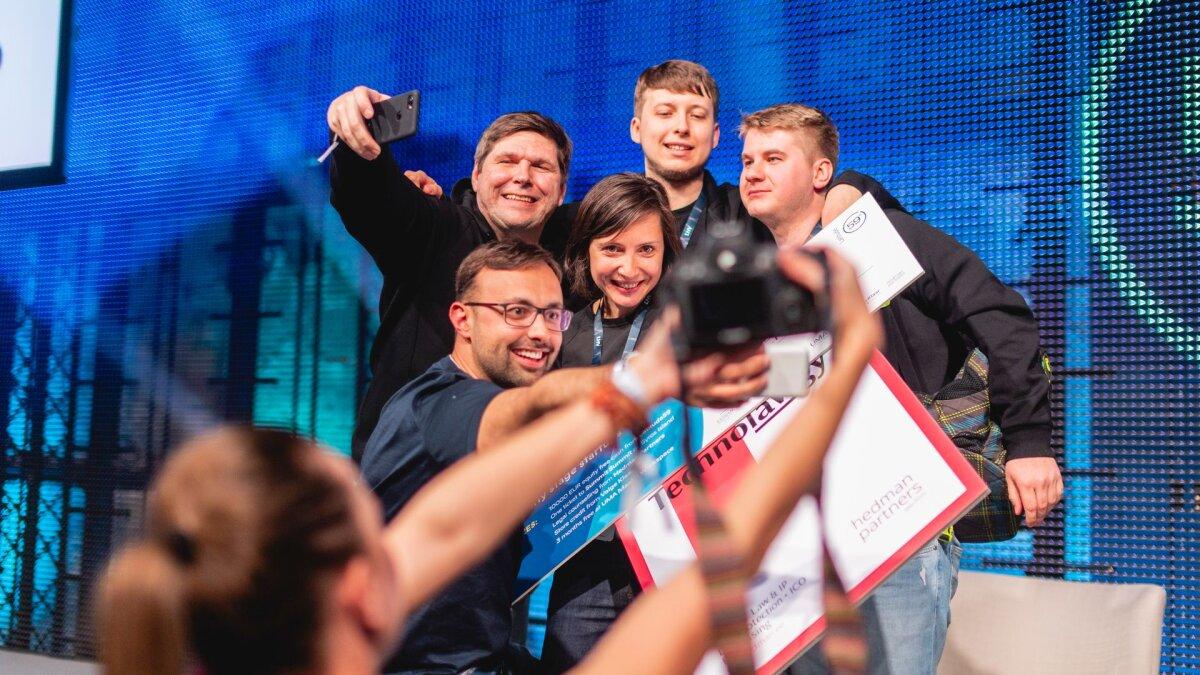Näotuvastajad võitsid Latitude59 esitlusvõistluse