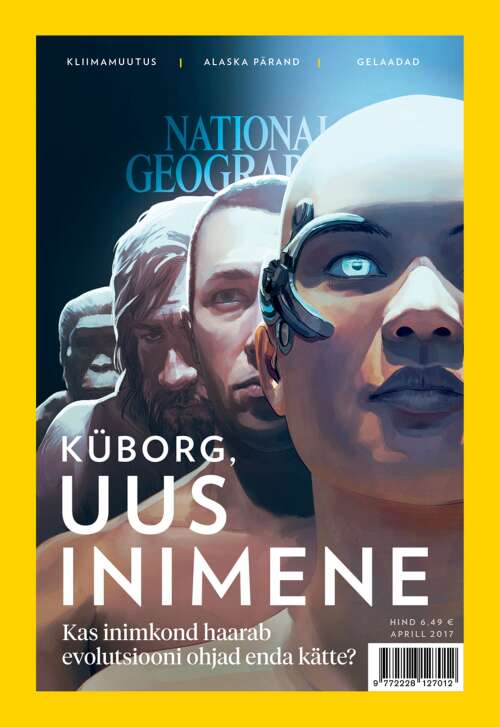 National Geographic Eesti aprill, 4/2017