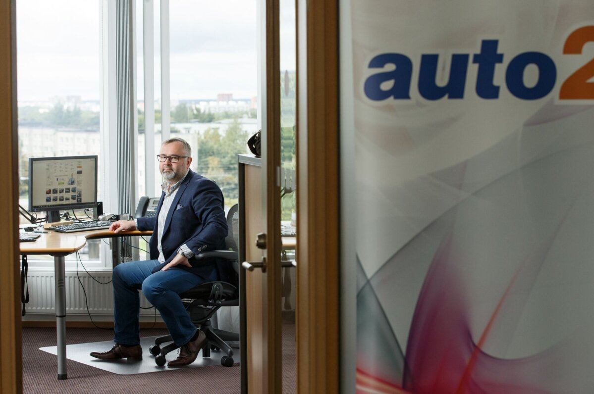 BaltCap müüb Auto24 grupi Leedu firmale