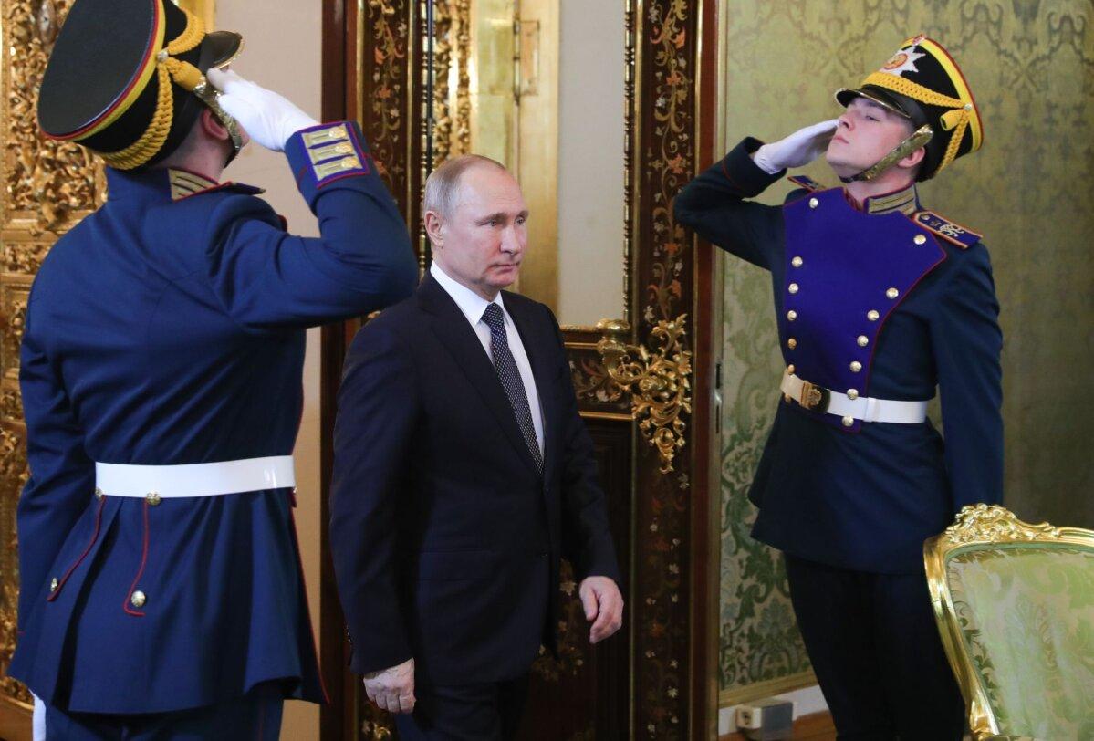 Kas Eesti on Putinil menüüs või laua taga?