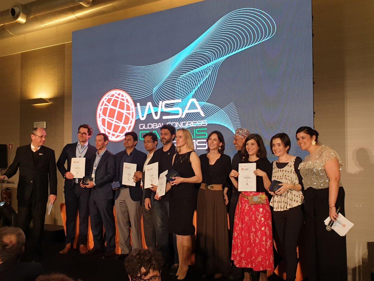 Maailmakorituse äpp sai Portugalis autasu