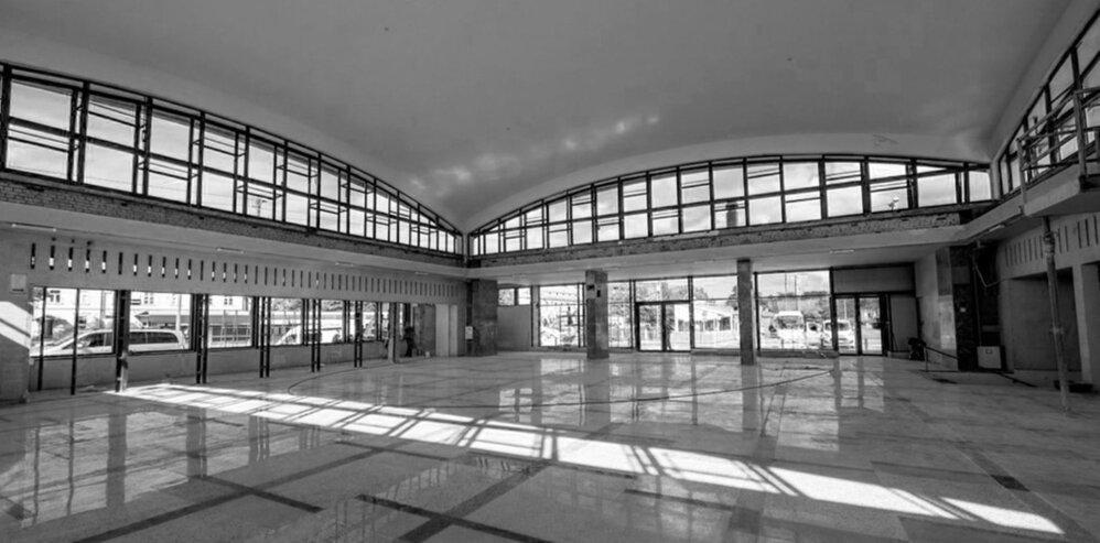ace02b3b6c1 Balti jaama ootepaviljon – iseloomuga hoone ajaloo keerisest