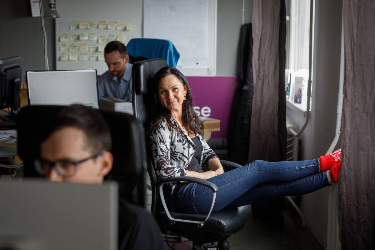 Eesti kindlustustehnoloogia firma võitis Saksa äriauhinna
