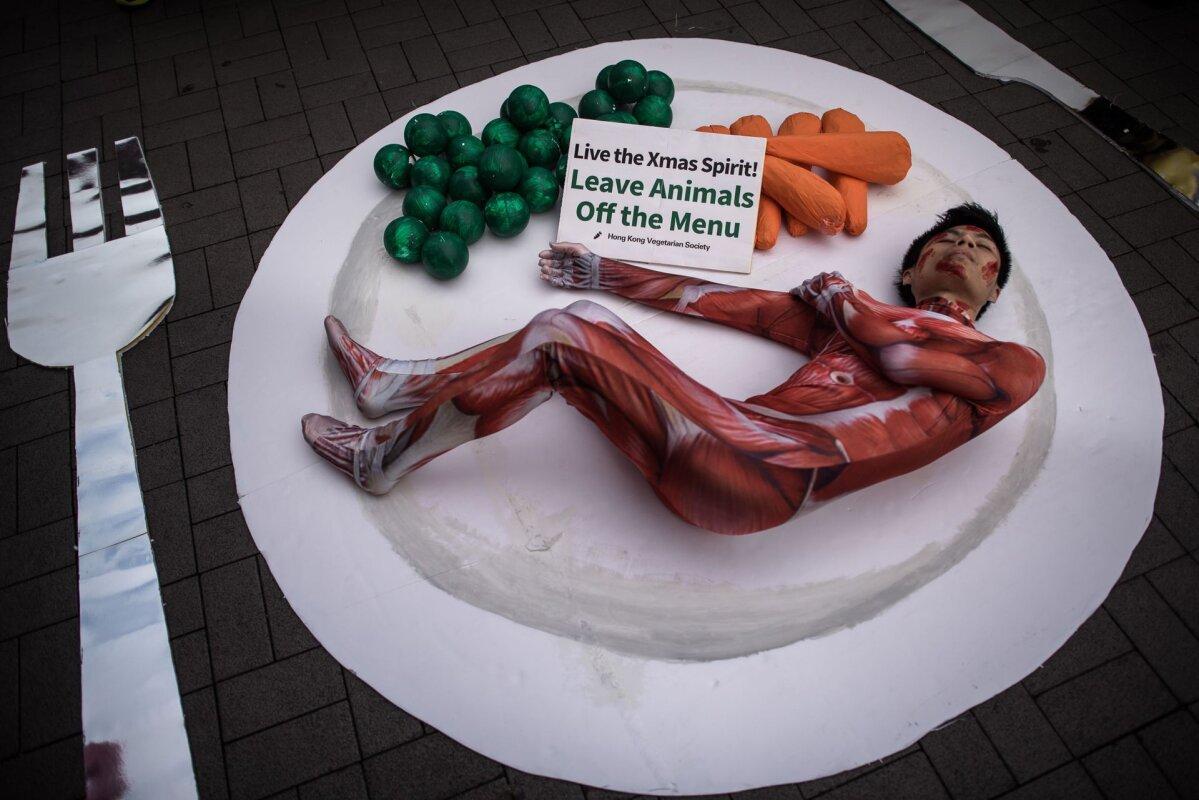 Hiinas süüakse aina enam võltsliha