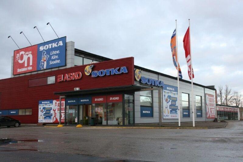 58f9c2958fb Asko ja Sotka investeerib tänavu üle 100 tuhande euro kaupluste  kaasajastamisesse