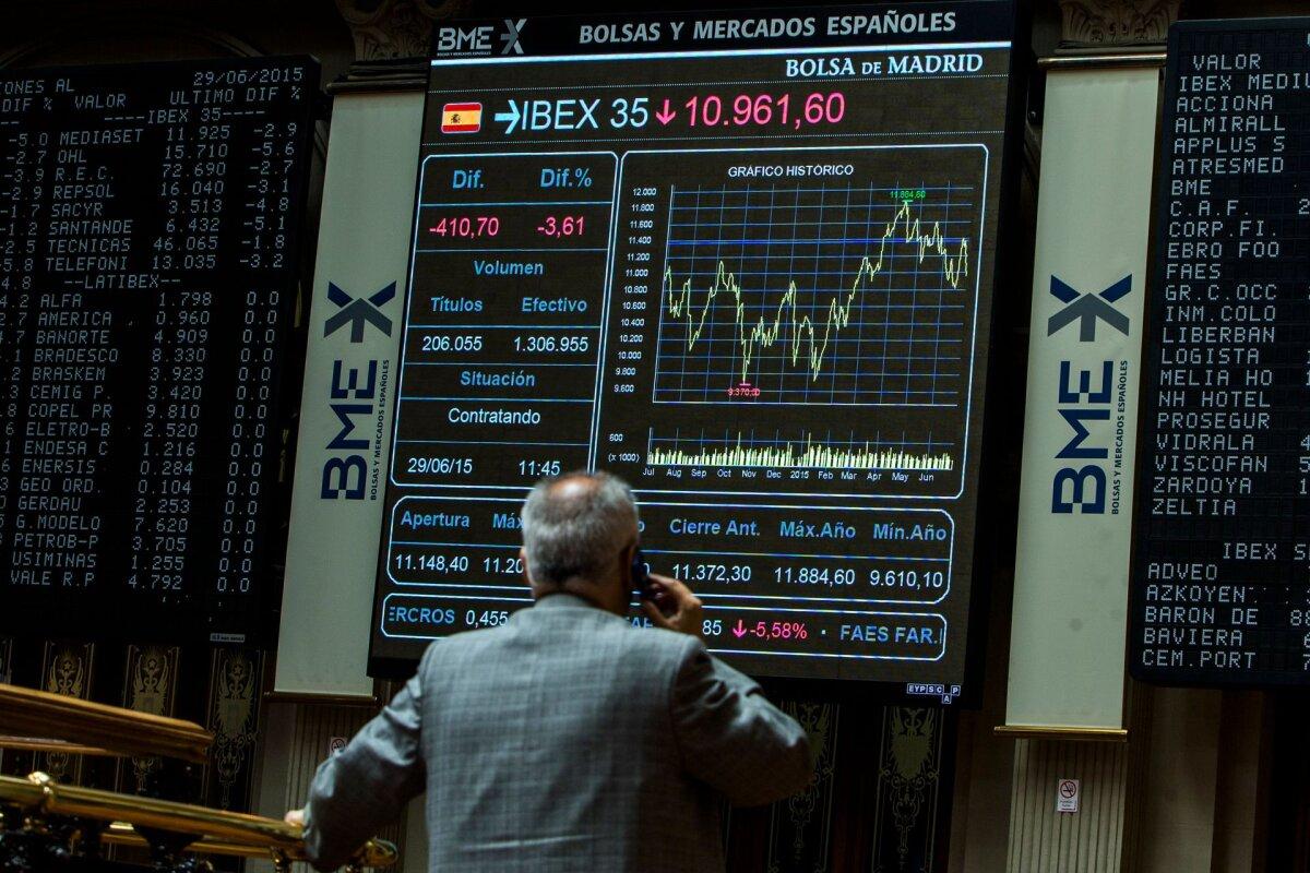 Euroopa aktsiaturud jõudsid päeva lõpuks plussi
