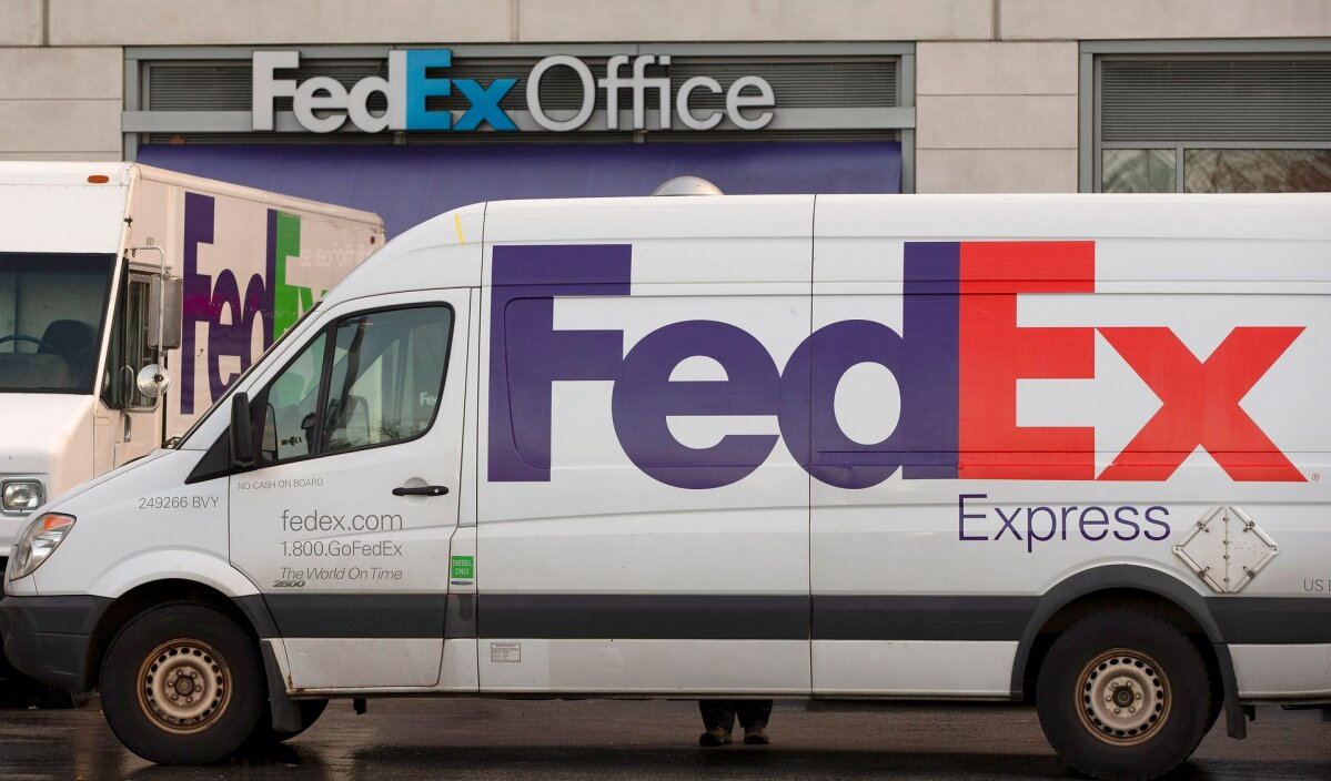 """FedEx võib sattuda Hiina """"musta nimekirja"""""""