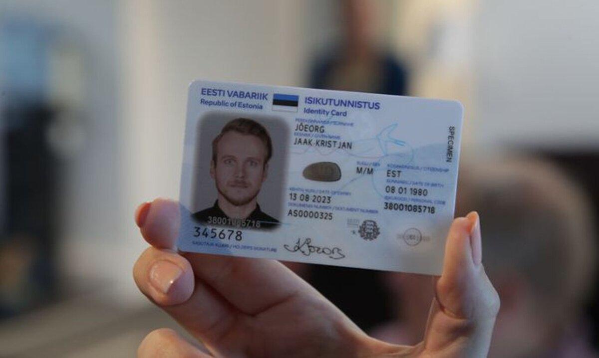 ID-kaart sai kõrge tunnustuse