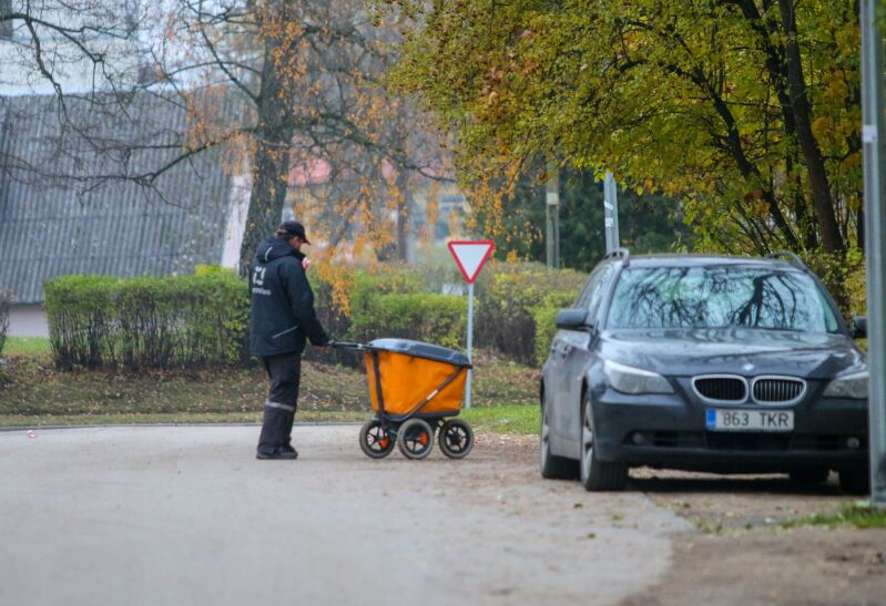 1eb1c5f1896 Eesti Post esitas pakkumise universaalse postiteenuse osutamiseks