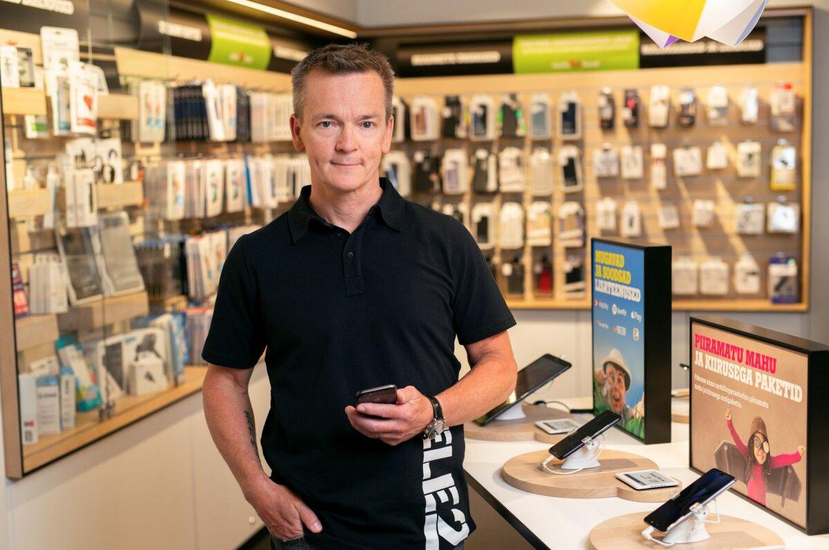 Tele2 juht: me ei ürita iga hinnaga uusi kliente värvata