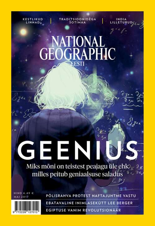 National Geographic Eesti mai, 5/2017