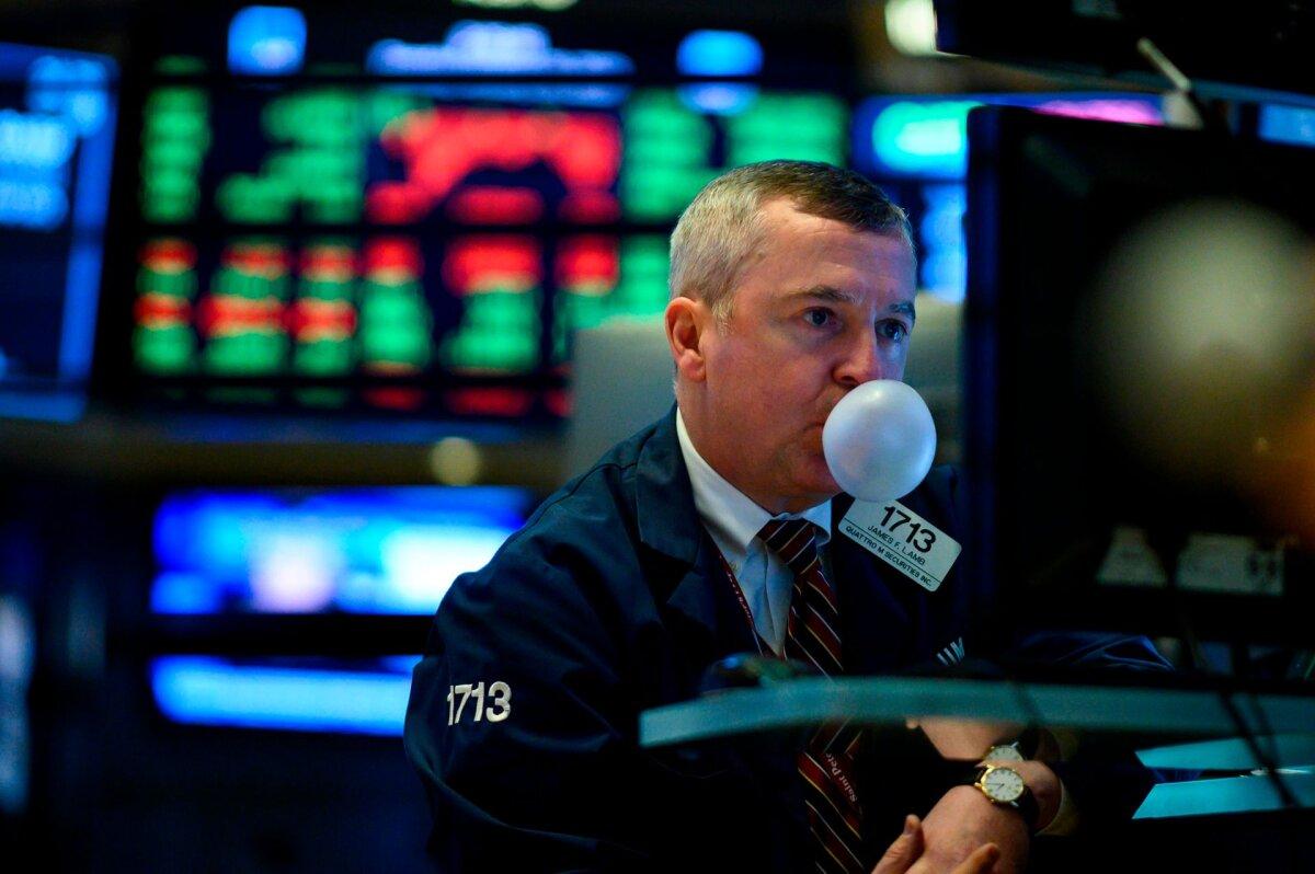 Börs: investorid loodavad kaubandusleppe sõlmimist