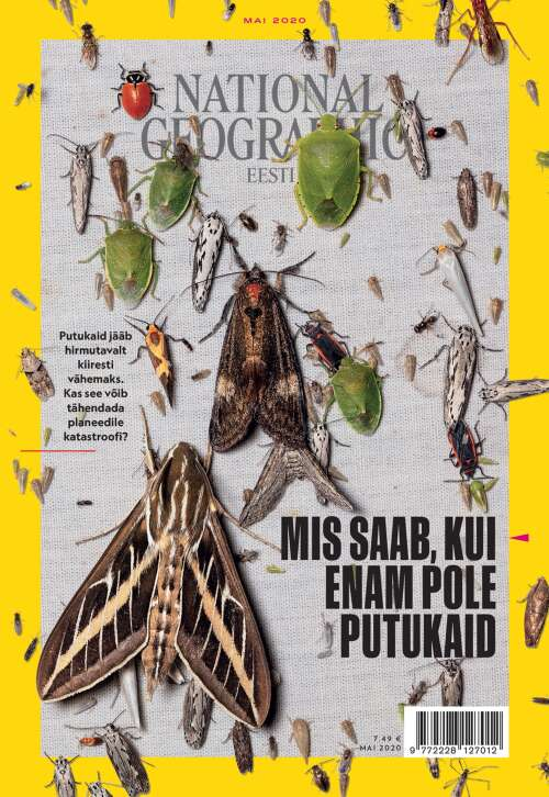National Geographic Eesti, 5/2020