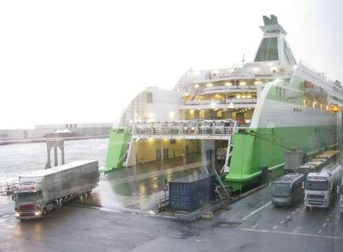 Hindu tõstev Tallink vihastas logistikafirmad välja