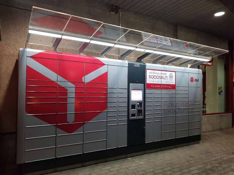 483a2bee0cd DPD investeerib pakiautomaatide võrgustikku 5 miljonit eurot