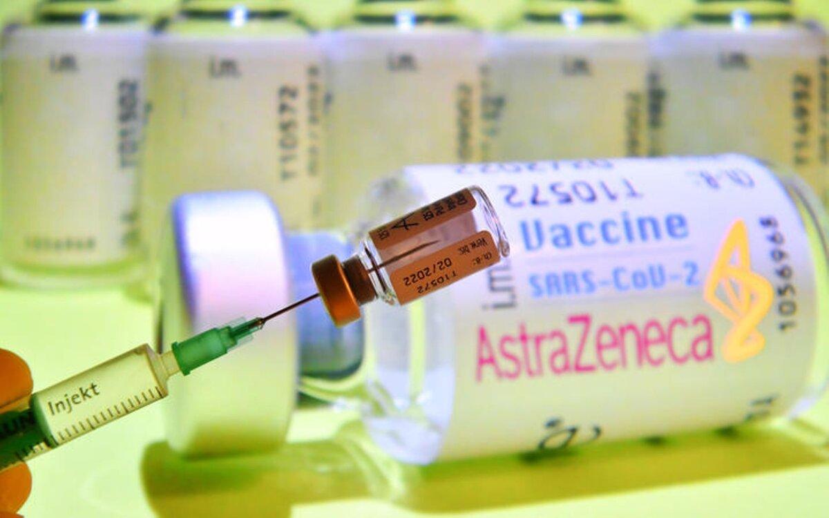AstraZeneca teatas ELile ennetavalt halva uudise