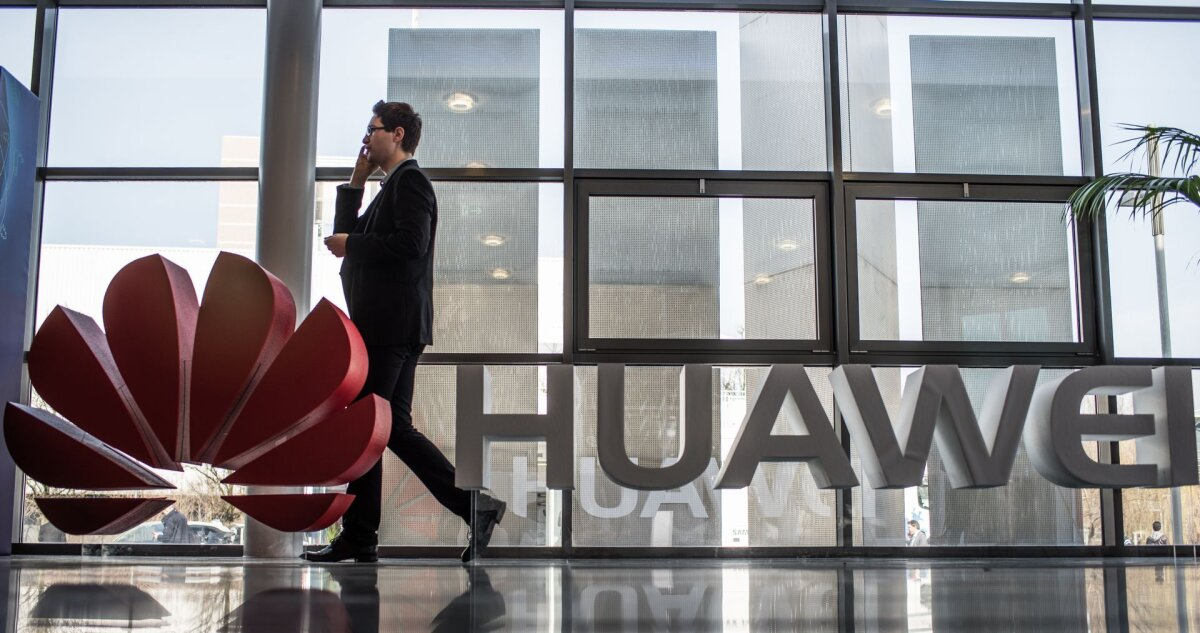 Huawei kutsub Eesti sideoperaatoreid oma Brüsseli küberkeskusesse