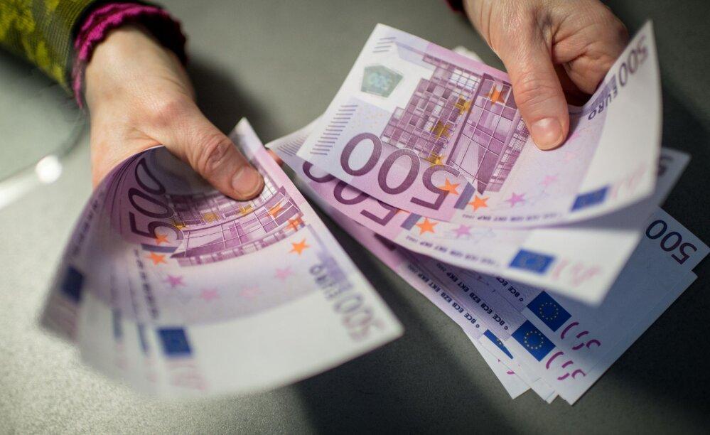 Ettevõtja kirjutab altkäemaksu eelarvesse