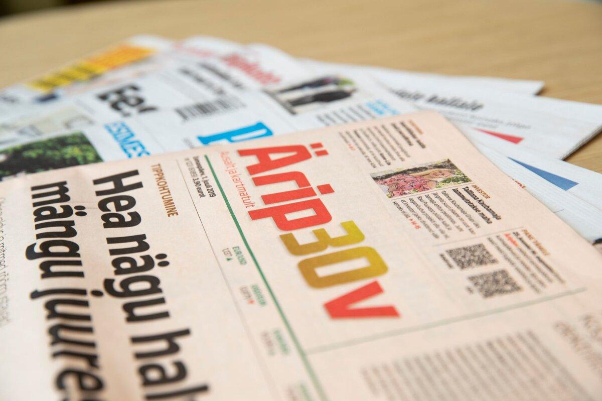 Meediafirmade liit soovib 2021. aastaks Eestis digimaksu