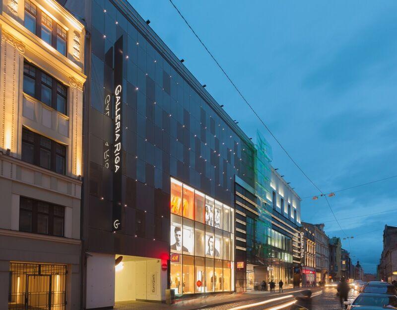 08bf2e2004e East Capital ostis Galleria Riga ostukeskuse · H&M avab 15. märtsil Nautica  keskuses kaupluse