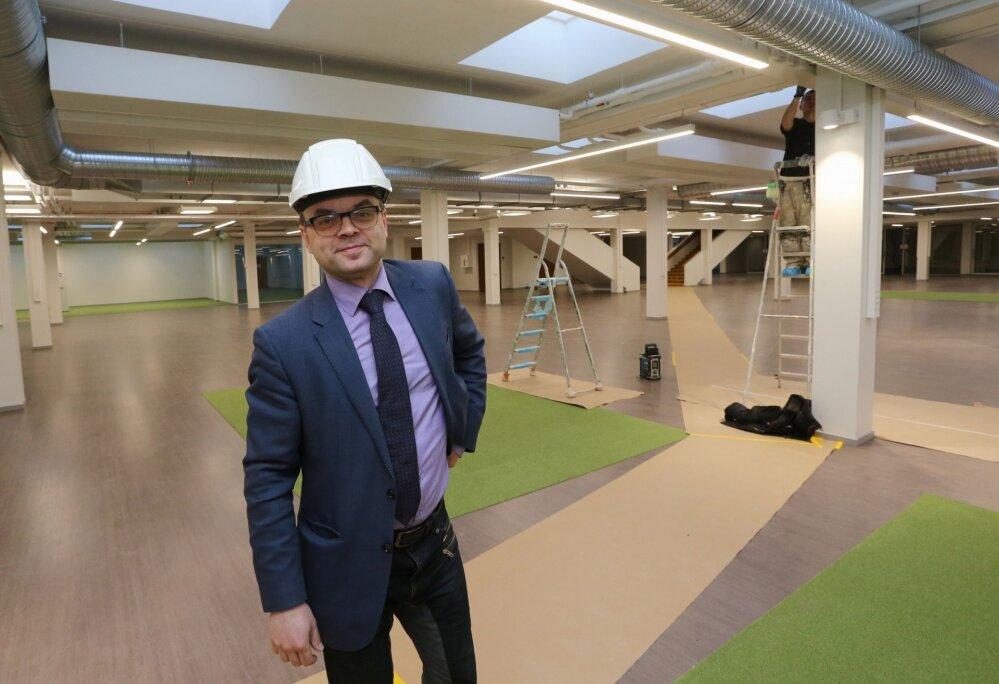 Tartu Ülikooli raamatukogu avab uksed