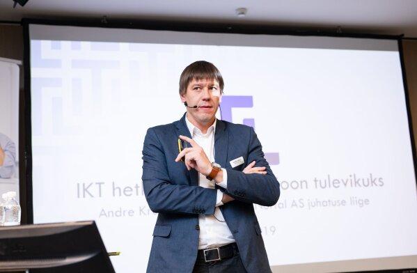 Andre Krull: tänu IT-le toimib Eesti riik praktiliselt muutusteta ka kaugtöö tingimusis