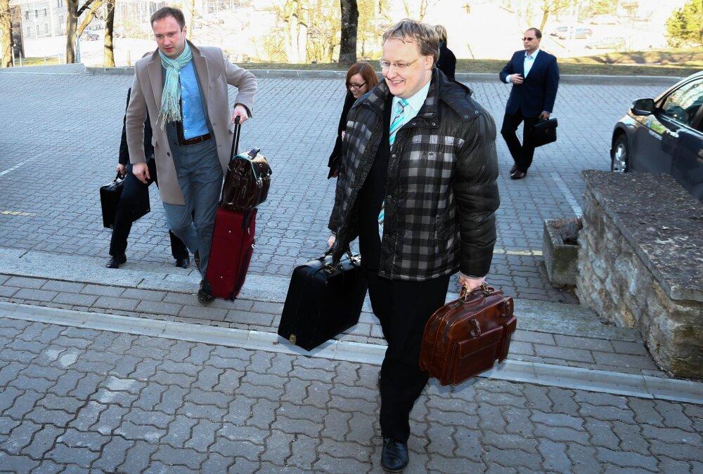Advokaat:  prokurör lubas süüdistust Rosimannusele