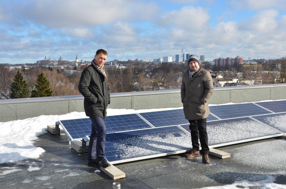 Vajaduspõhised energialahendused säästavad aastas tuhandeid eurosid