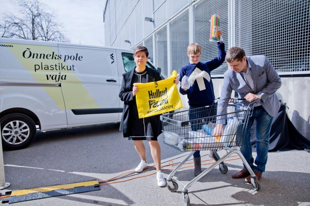 bb81fb0d96e Stockmann lõpetab ühekordsete plastiktoodete müügi