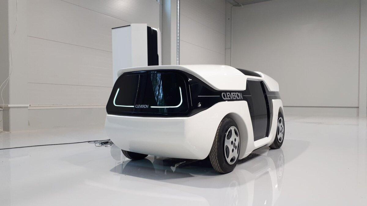 Cleveroni tudengid hakkavad arendama isejuhtivat autot