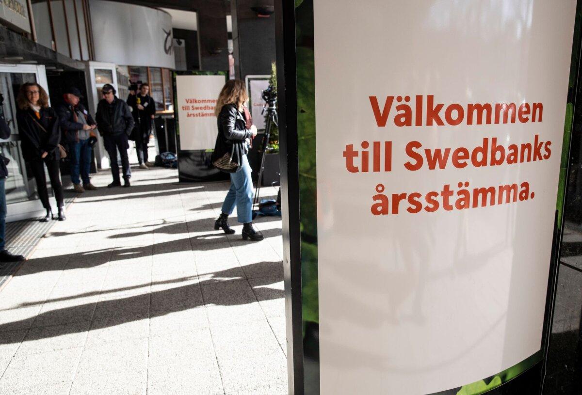 Uue pangamaksu hirm ahistas Rootsis pangaaktsiaid