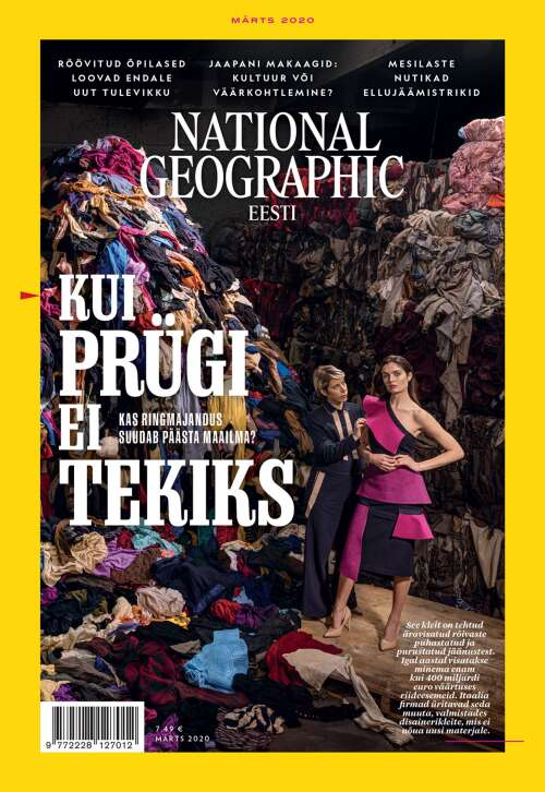 National Geographic Eesti, 3/2020