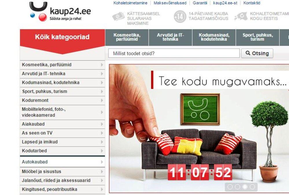 a76f6040f34 Osta.ee ja Kaup24 on Eesti külastatuimad e-poed