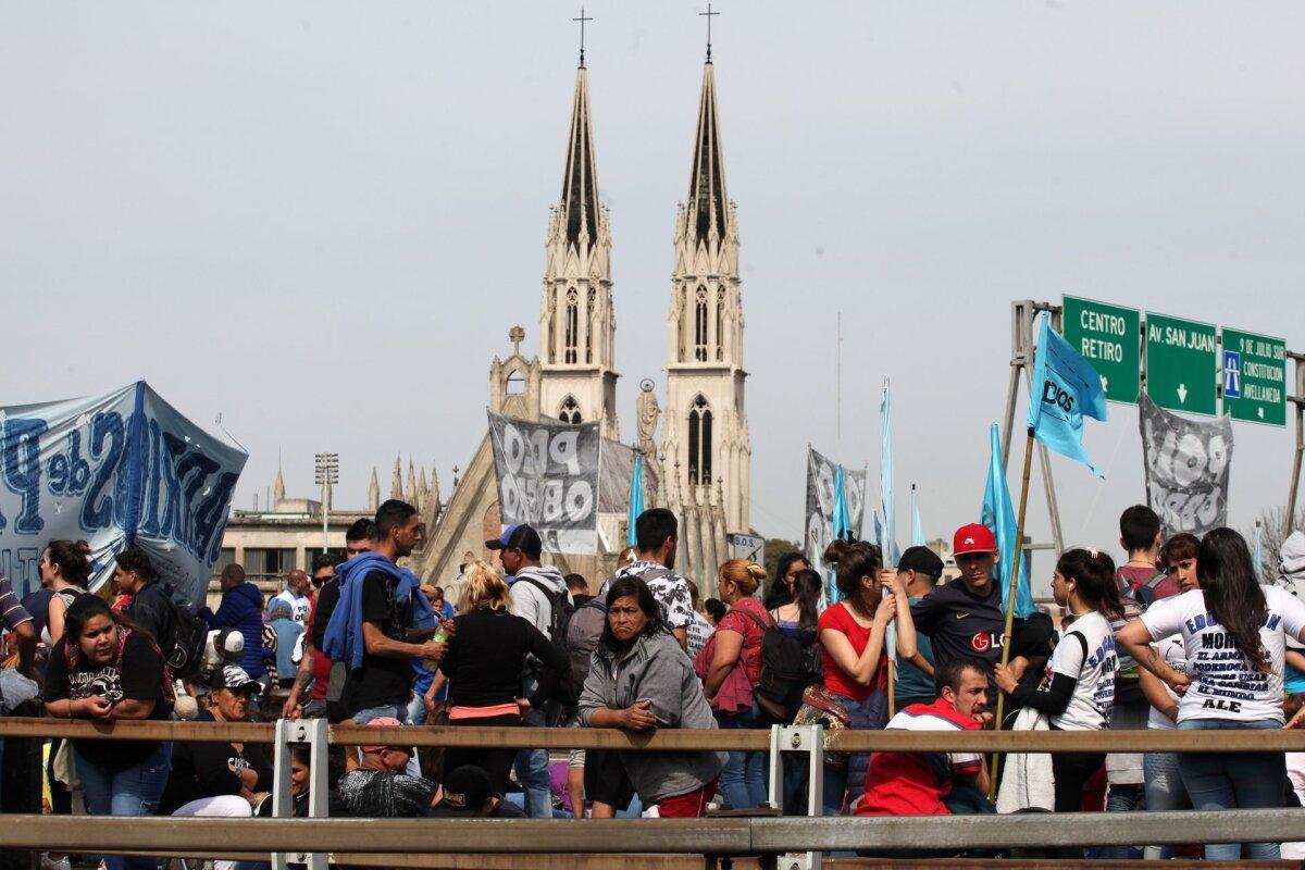 Argentina liigub pankroti poole