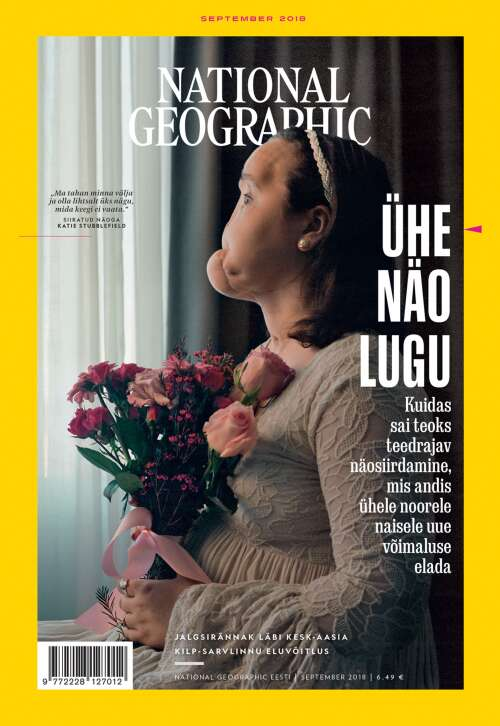 National Geographic Eesti september, 9/2018